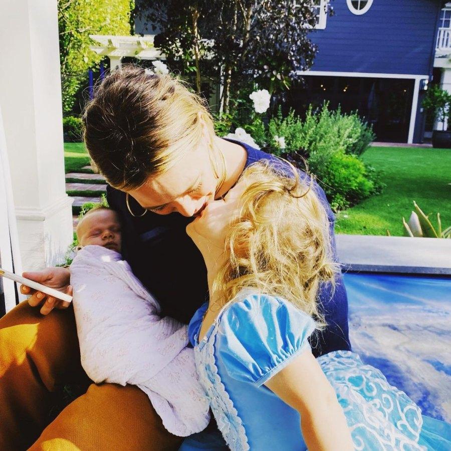 Hilary Duff and Matthew Koma's Daughter Mae's Baby Album Kiss Kiss