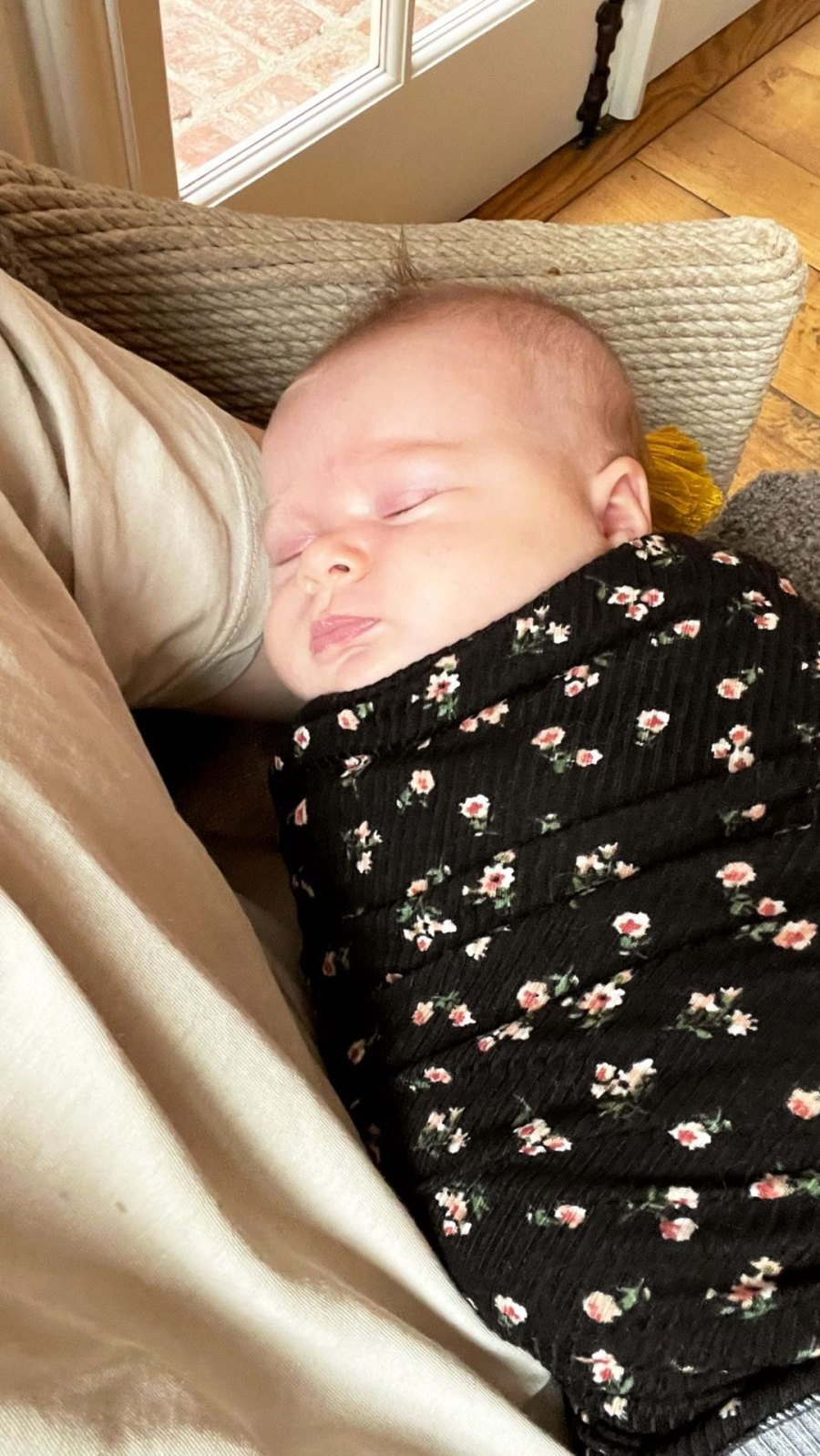 Hilary Duff and Matthew Koma's Daughter Mae's Baby Album Nap Time