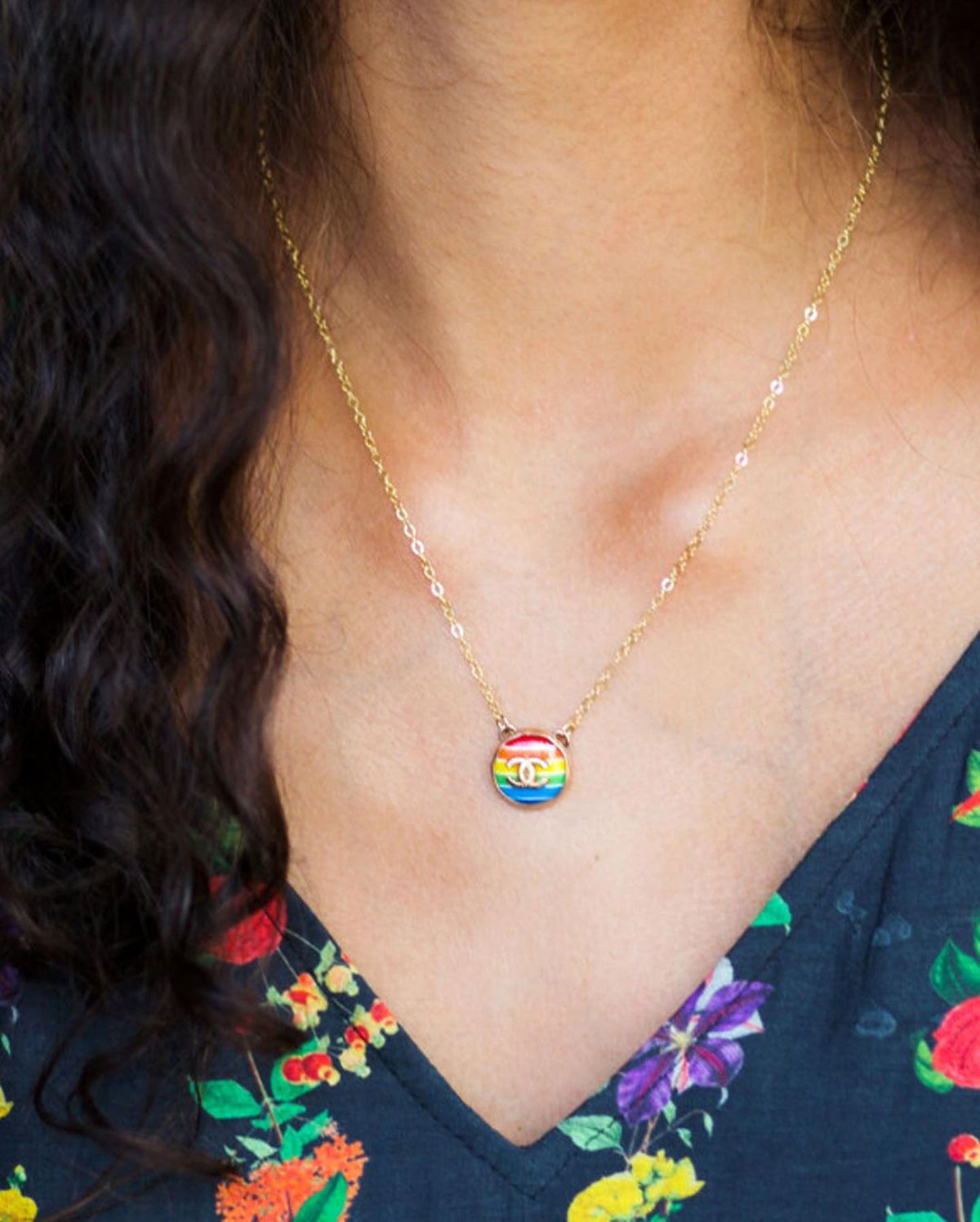How Braunwyn Windham-Burke's New Jewelry Line Supports LGBTQ+ Youth