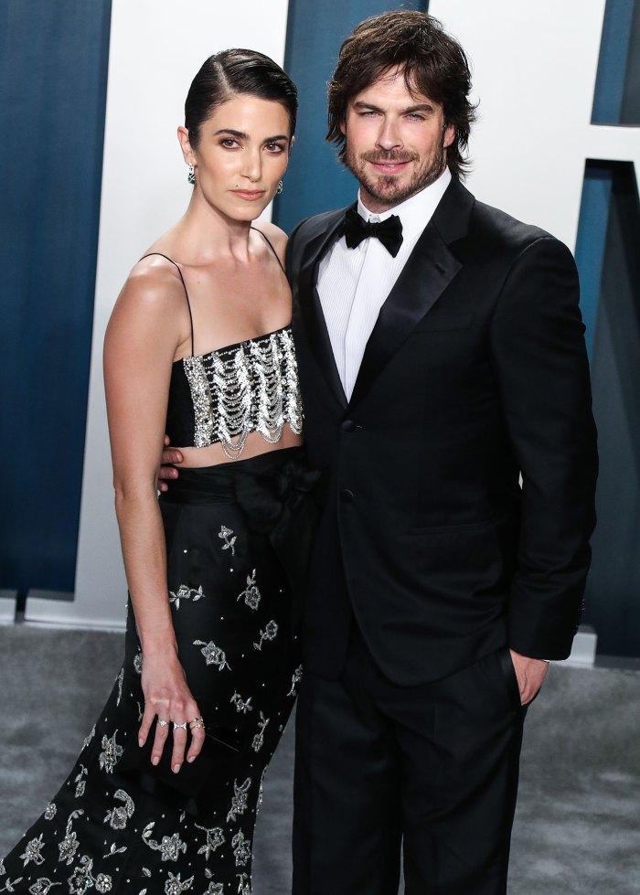 Ian Somerhalder le da crédito a su esposa Nikki Reed por rescatarlo de la deuda de 'Nightmare': 'Casi la mata'