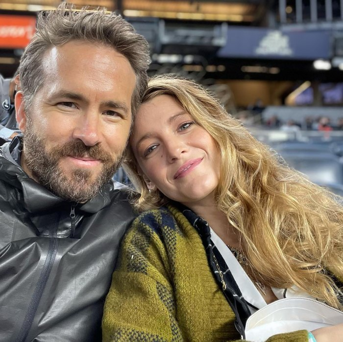 Inside Blake Lively and Ryan Reynolds' 'Mom and Dad Date Night' at Yankees Stadium