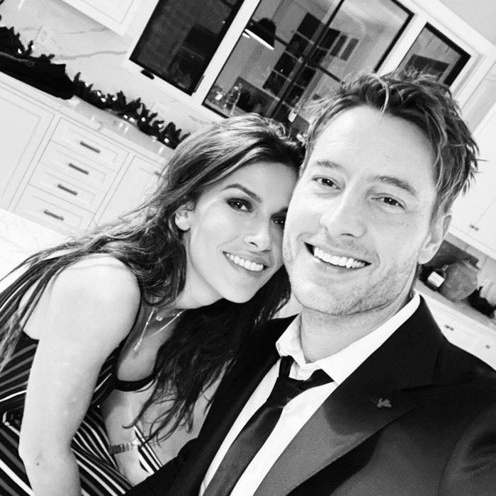 Dentro de la ceremonia de boda íntima de Justin Hartleys con Sofia Pernas