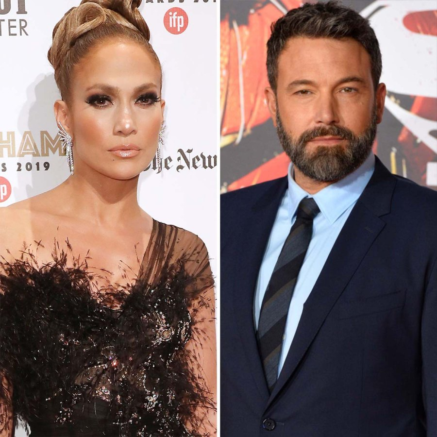 J Lo Shared Kiss With Ben Affleck During Playful Miami Gym Date