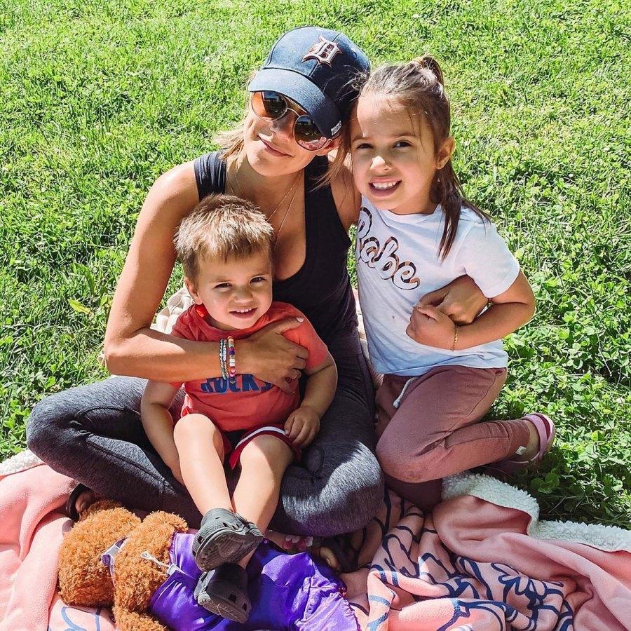 ana Kramer Is 'Grateful' for Daughter Jolie and Son Jace Amid Divorce