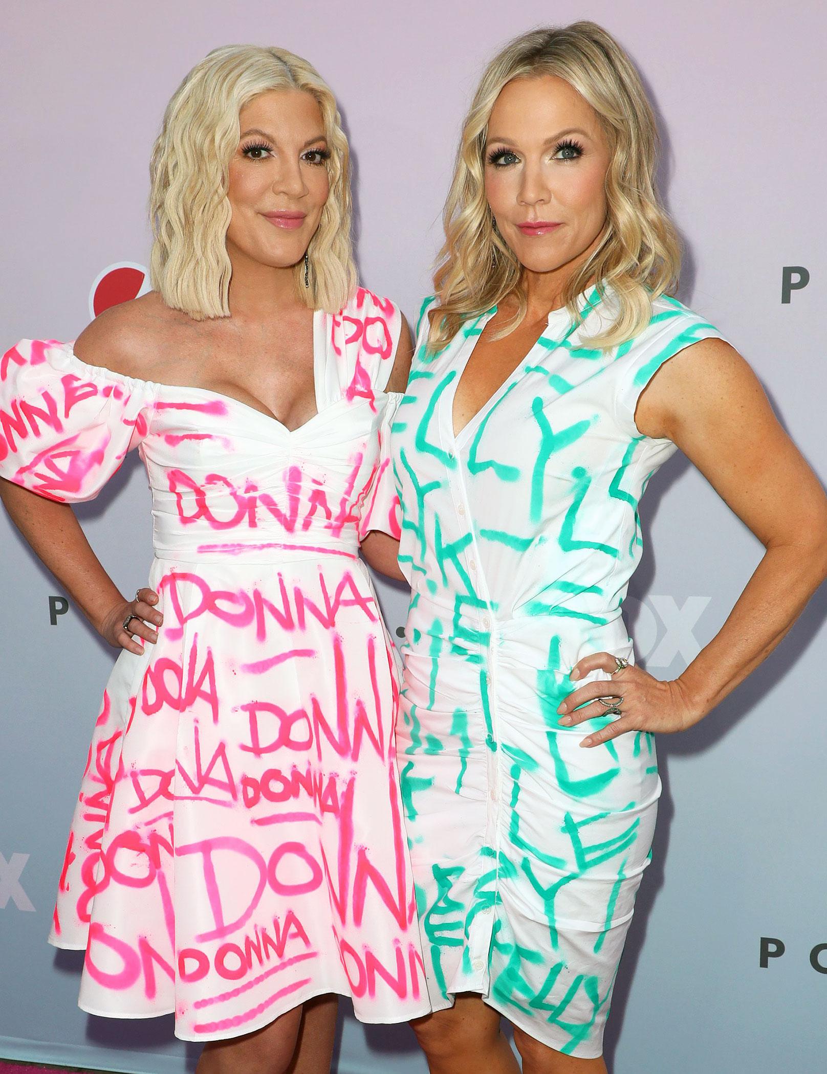 Jennie Garth: I Felt 'Threatened' by Other Women Because of '90210' Costars
