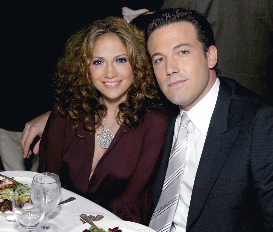 Jennifer Lopez's and Ben Affleck's Best Style Moments From the 2000s