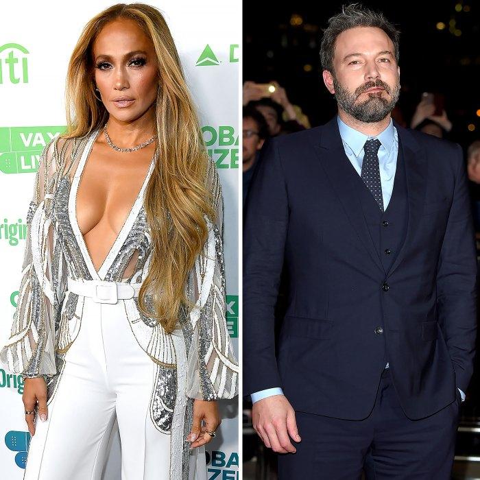 Los amigos de Jennifer Lopez no se sorprenderían si terminara con Ben Affleck