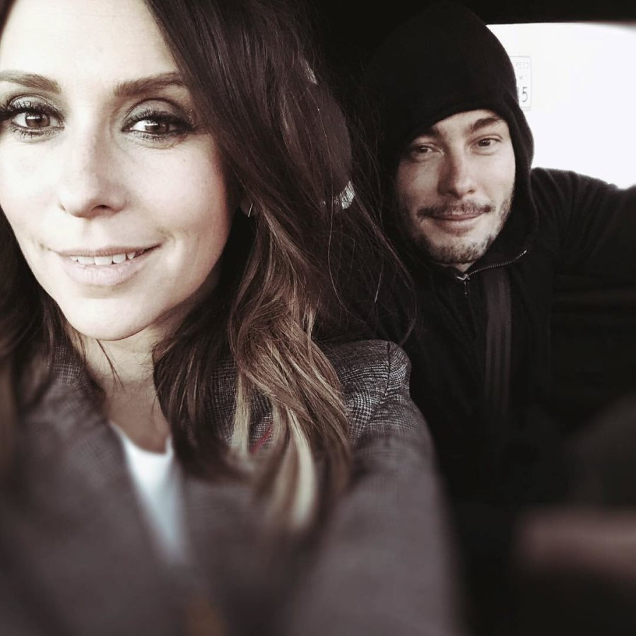 Jennifer Love Hewitt Gives Birth Welcomes Baby No. 3 With Husband Brian Hallisay