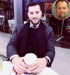Jeremy Vuolo Talks About Discovering Details Josh Duggars Recent Arrest