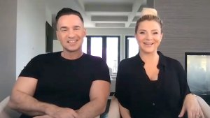 Jersey Shore Mike Sorrentino Wife Lauren Recall 1st Blockbuster Date