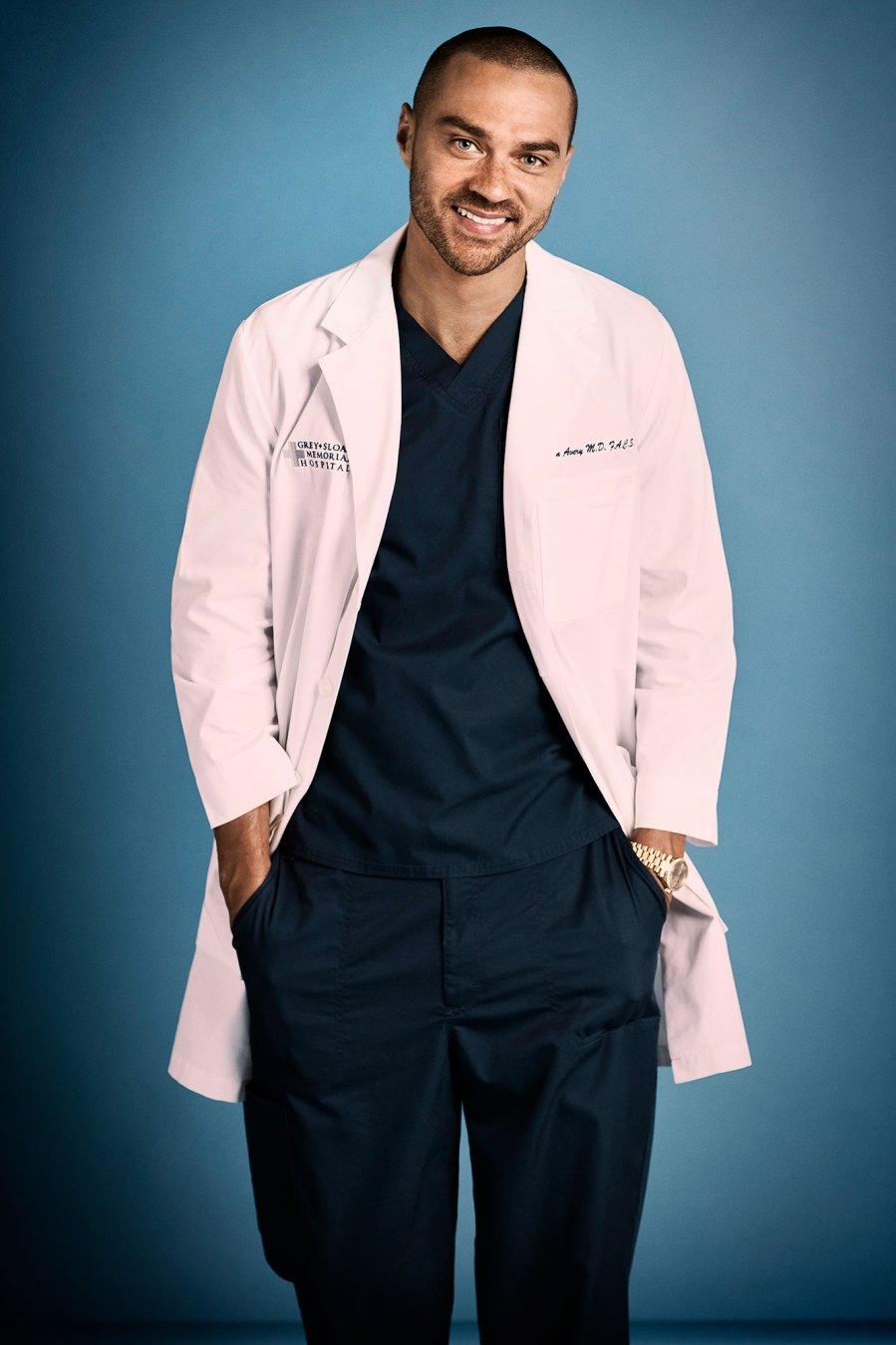 Jesse Williams Exits Grey's Anatomy Ahead of Season 17 Finale