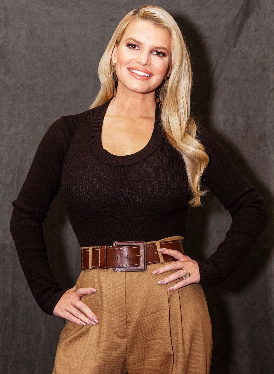 Attainable Goals Jessica Simpson Most Honest Quotes About Body Image Weight