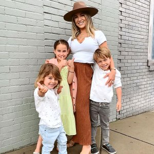 Jessie James Decker Leg Workouts Give Me Power Keep Up With Kids