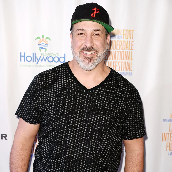 Joey Fatone Reveals When NSync Was All Last Together