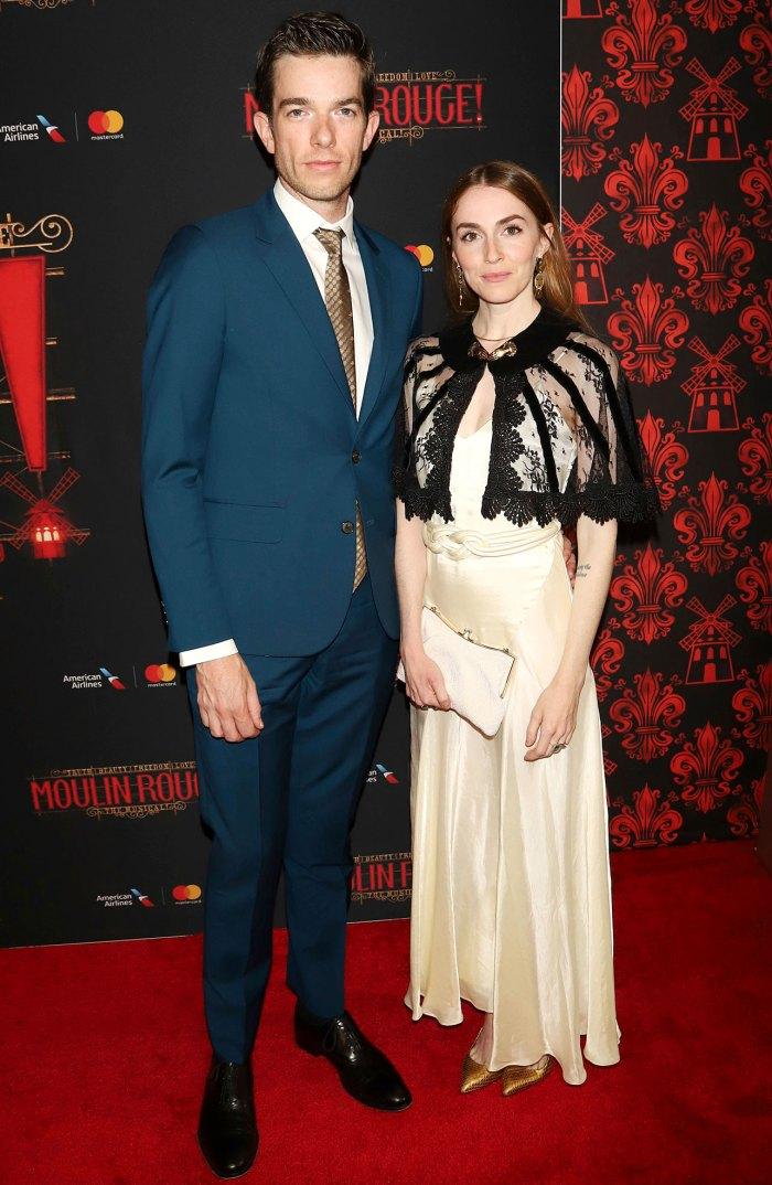 John Mulaney se vuelve vulnerable 1er show de stand-up desde Rehab Divorce News Annamarie Tendler