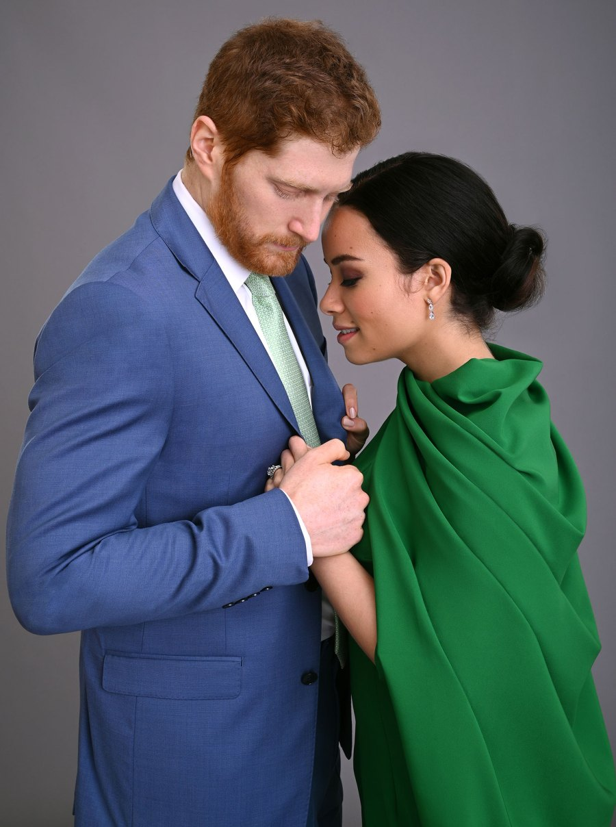 Jordan Dean and Sydney Morton Actors Who Have Played Harry and Meghan on Lifetime