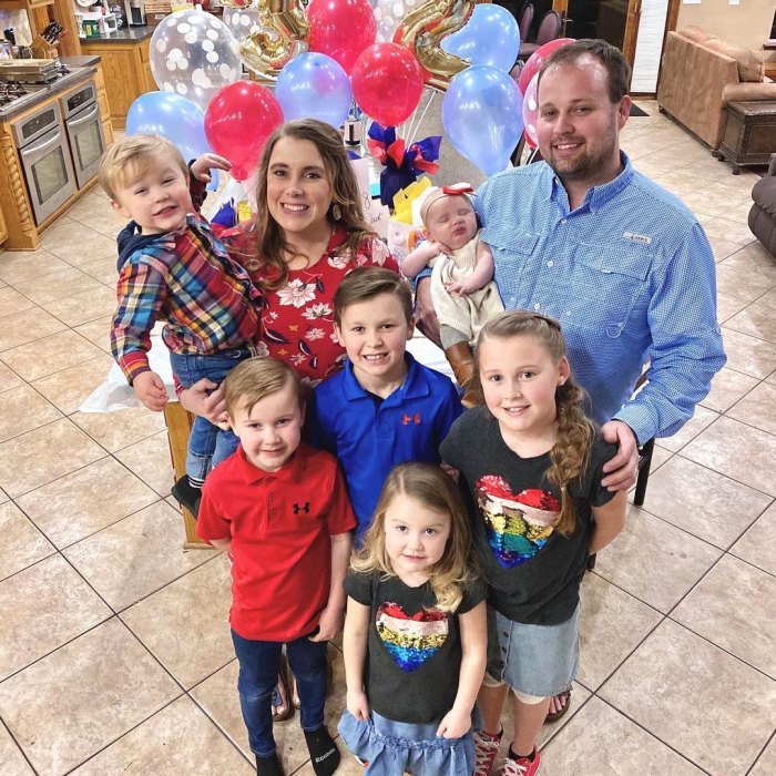 Josh Duggar Prevented From Seeing His 6 Kids After Being Arrested on Child Pornography Charges