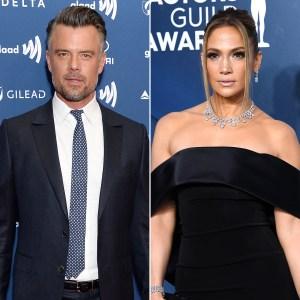 Josh Duhamel Didn't Feel Intimidated Working With Jennifer Lopez on 'Shotgun Wedding' — Thanks to Ex-Wife Fergie