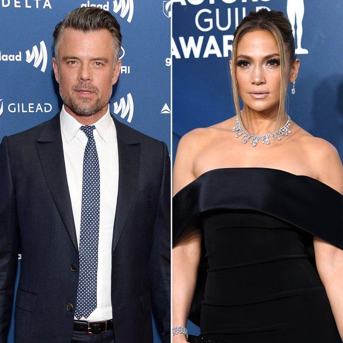 Josh Duhamel no se sintió intimidado al trabajar con Jennifer Lopez en 'Shotgun Wedding' - Gracias a su ex esposa Fergie
