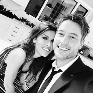 Justin Hartley Weds Sofia Pernas