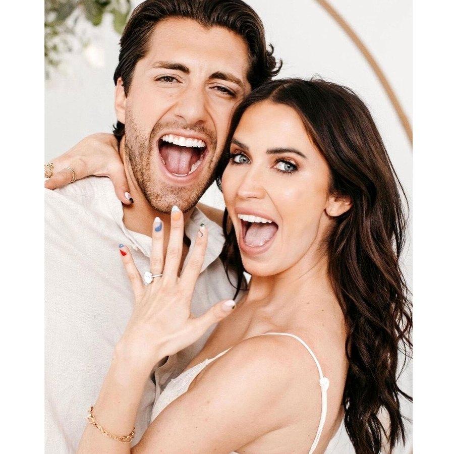 Kaitlyn Bristowe Jason Tartick Engagement Celebration Is Too Cute Photos