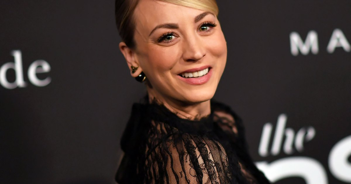 Kaley Cuoco Is 'Definitely' Down for a Potential 'Big Bang Theory' Reunion.jpg