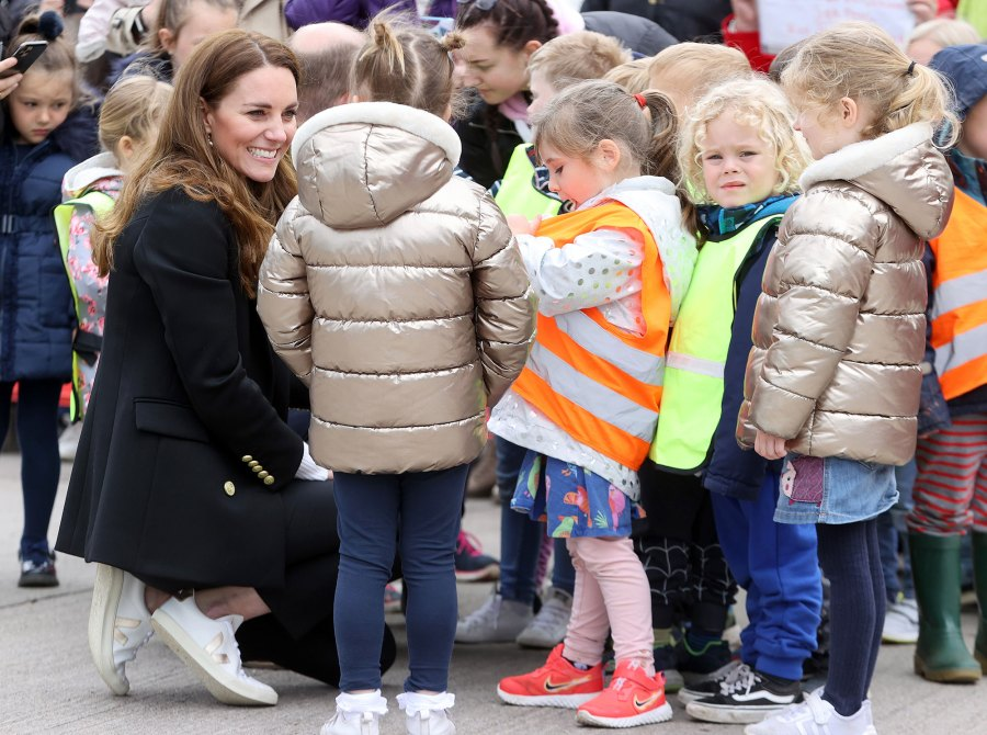 Kate Middleton Little Boy Asking If She Is A Prince 2