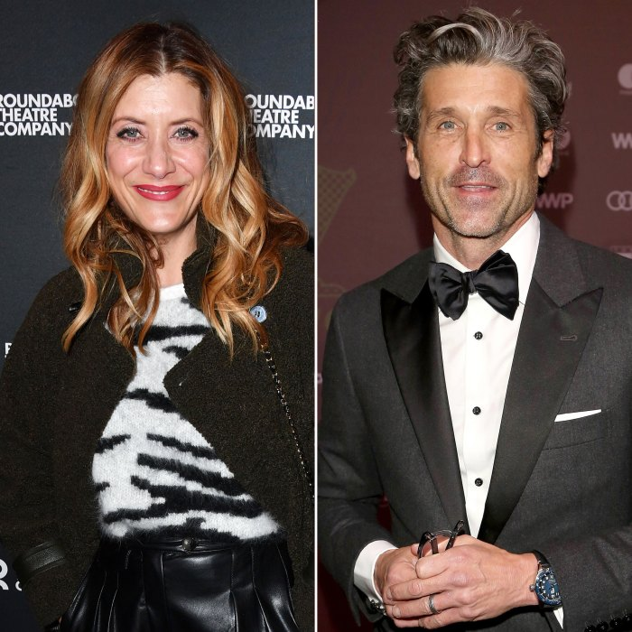 Kate Walsh elogia el regreso 'enormemente conmovedor' de Patrick Dempsey a 'Grey's Anatomy'