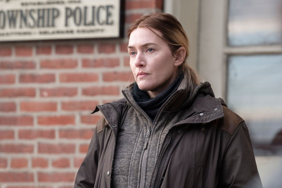 Kate Winslet Promo Mare of Easttown Suspects Breaking Down Who Could Have Killed Erin