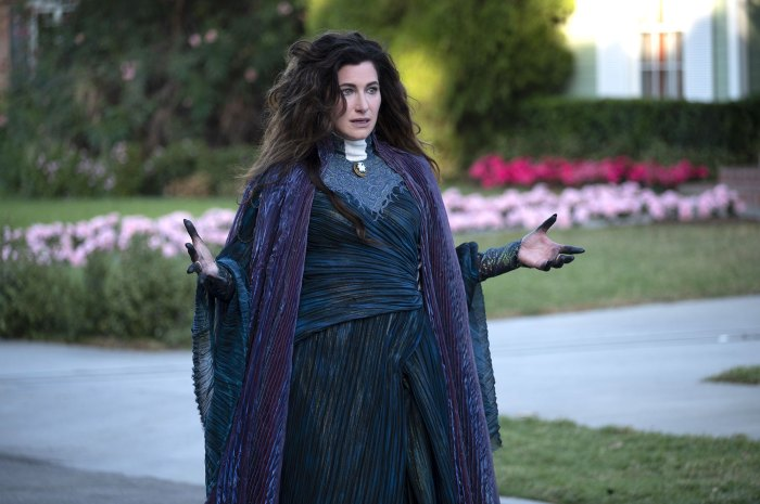 Kathryn Hahn WANDAVISION MTV Movie and TV Awards 2021 List of Winners and Nominees