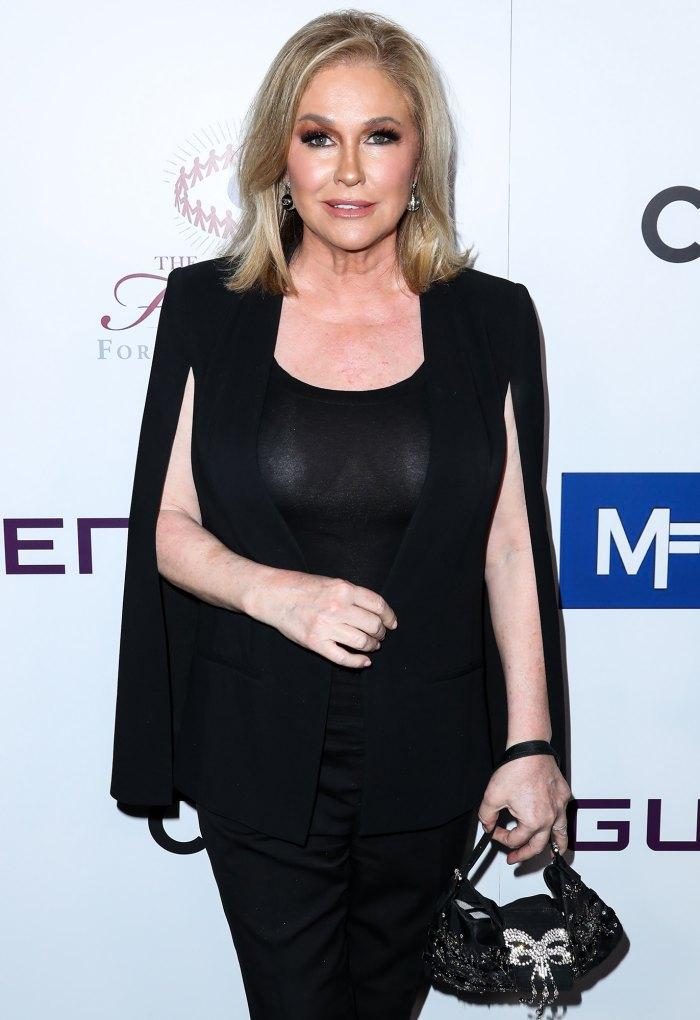 Kathy Hilton recuerda el momento en que dejó de ver 'RHOBH'