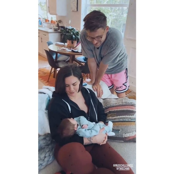 Katie Maloney y Tom Schwartz conocen a Brittany Cartwright y Jax Taylor Son Cruz