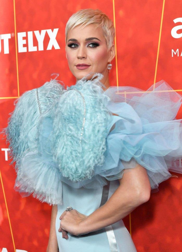 Katy Perry está guardando su ropa más icónica para su hija Daisy