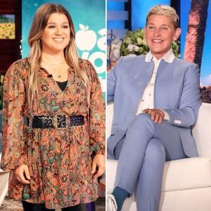 Kelly Clarkson Taking Over Ellen DeGeneres Daytime Slot 2022