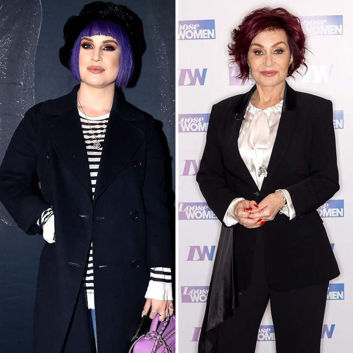 Kelly Osbourne Weighs In Cancel Culture After Mom Sharons Talk Drama