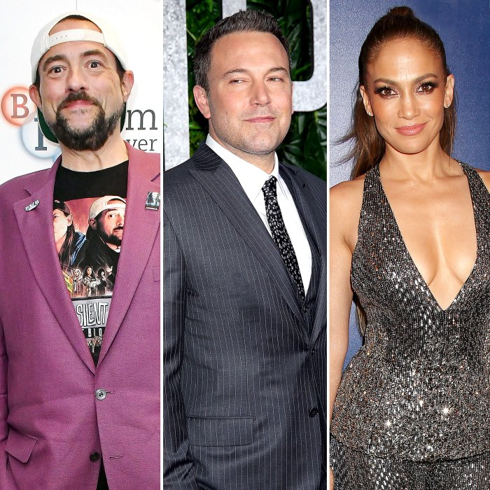 Kevin Smith Wants Credit Coming Up With Iconic Bennifer Nickname
