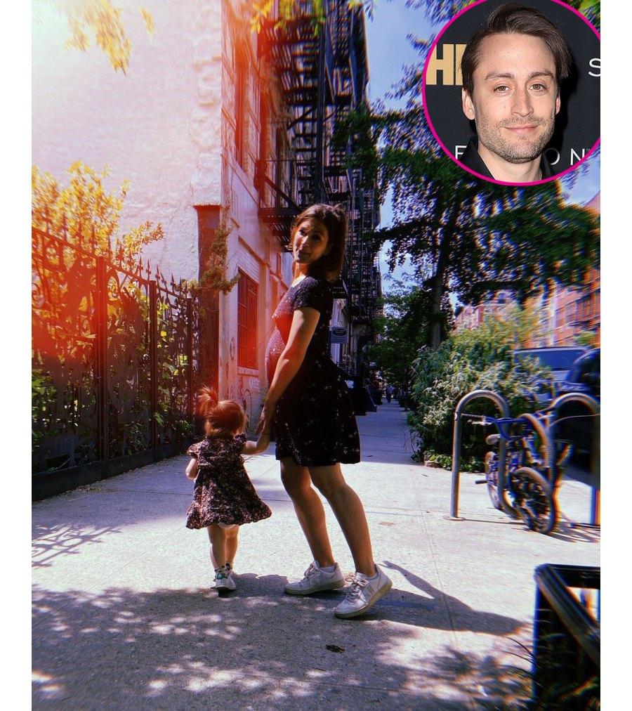 Kieran Culkin Wife Jazz Charton Is Pregnant With 2nd Child Gallery
