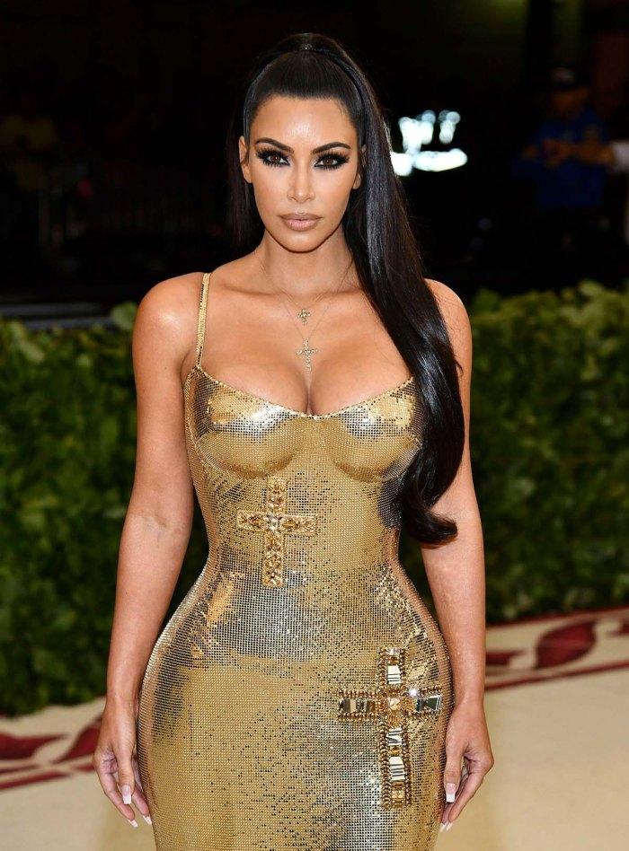 Kim Kardashian revela que tuvo Covid durante el segundo examen de barra para bebés