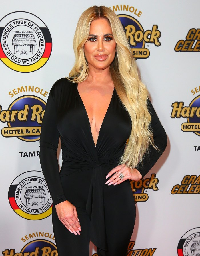 Kim Zolciak 'Feels Free' After Don't Be Tardy's Cancelation: It Was a 'Mutual' Decision