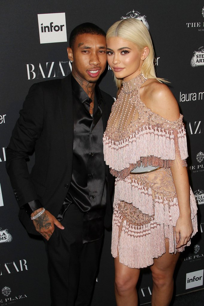 Kylie Jenner Fires Back at Claim She and Her Friends Bullied Tyga Music Video Costar