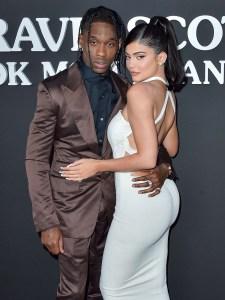 Kylie Jenner Travis Scott Dont Have Traditional Relationship