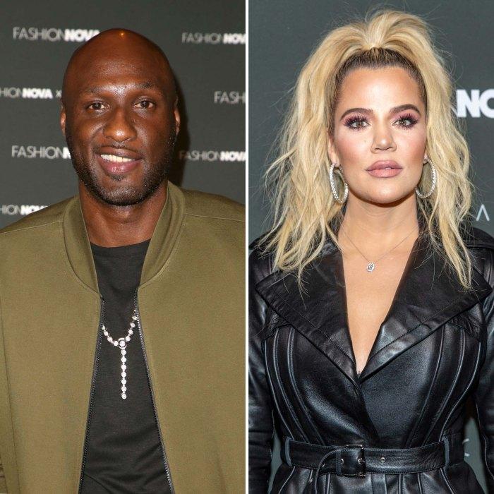 Lamar Odom Reveals Where He Ex Khloe Kardashian Stand After 2013 Divorce