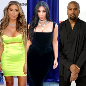 Larsa Pippen Hopes Mend Friendship With Kim Kardashian After Kanye Split