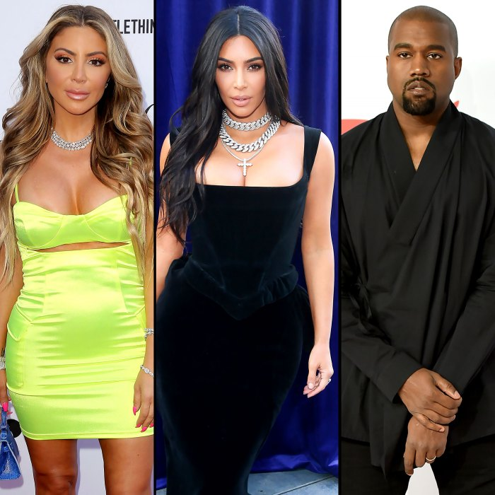Larsa Pippen espera arreglar su amistad con Kim Kardashian después de la separación de Kanye