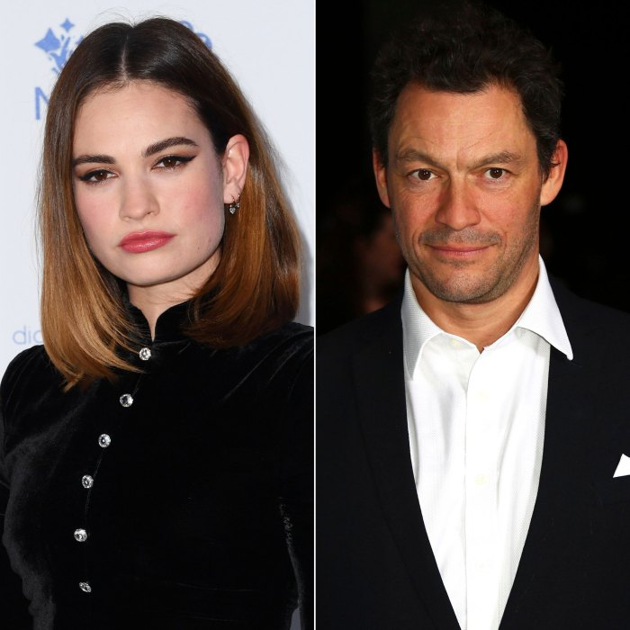 Lily James Breaks Her Silence on Dominic West Scandal 7 Months Later