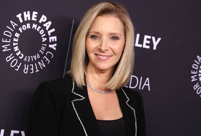Lisa Kudrow Reveals She Did Not Get Phoebe on 'Friends' Character Quiz