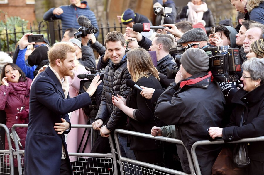 Living in a Zoo Prince Harry Compares Royal Life To Truman Show Meghan Markle Dates and More