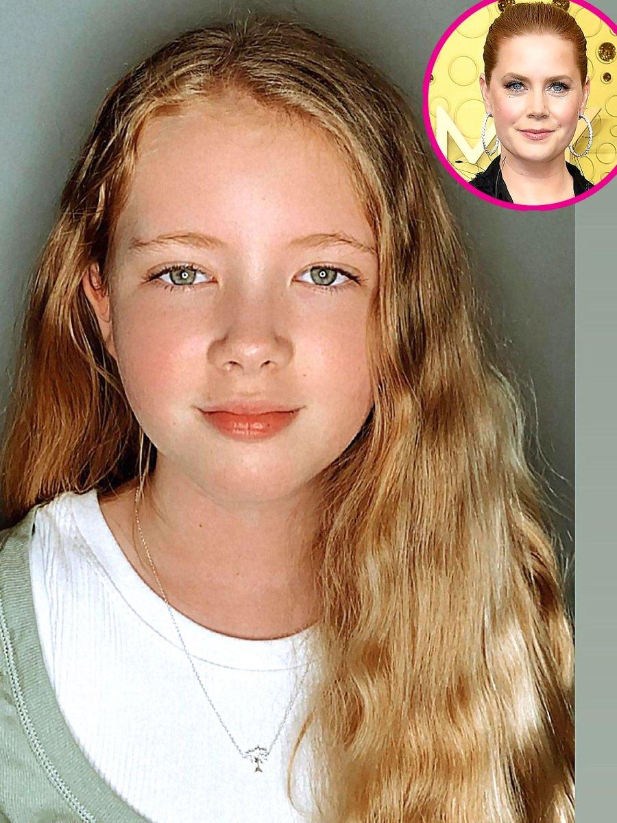 Look Alike Kids Amy Adams Aviana Le Gallo