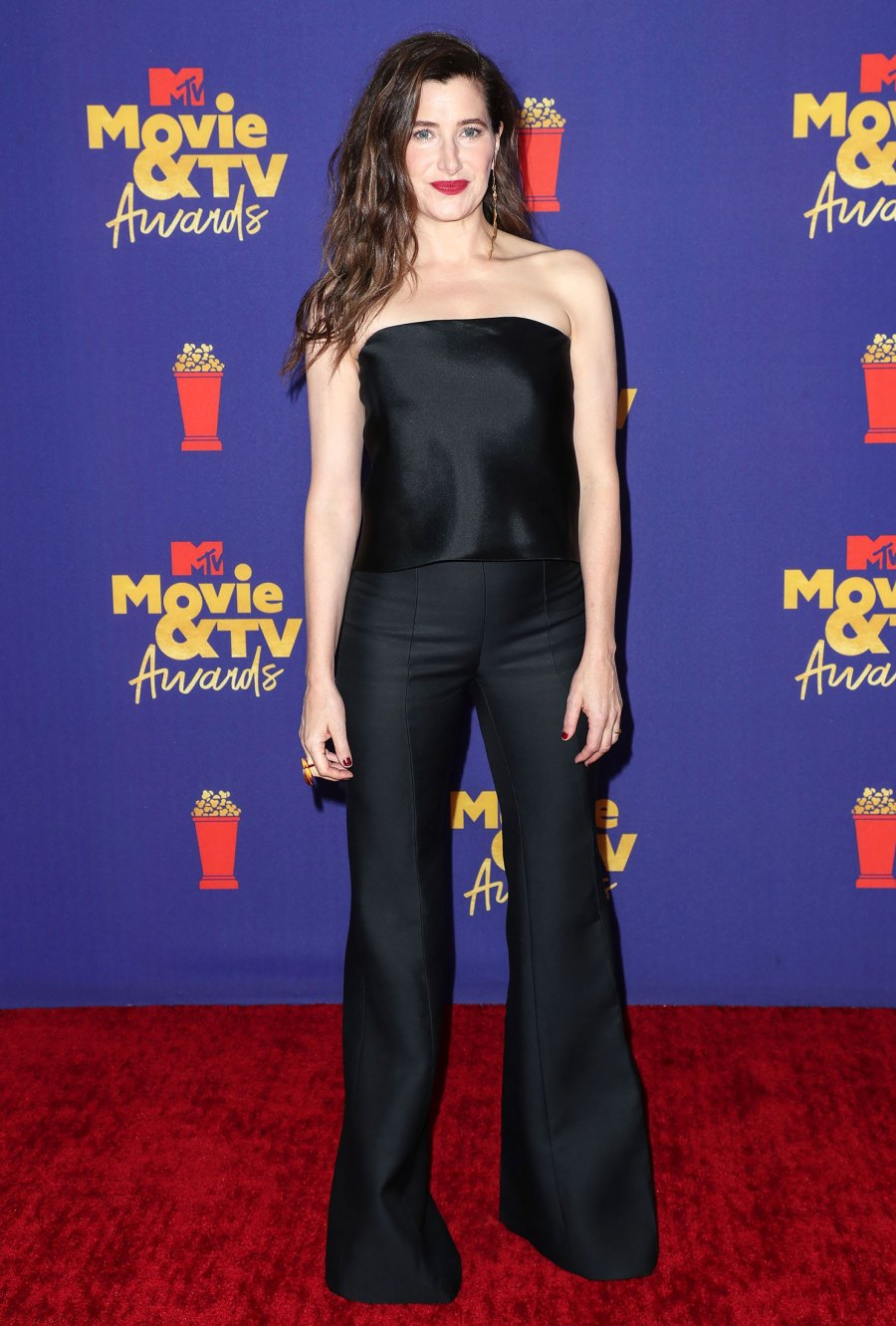 MTV Movie & TV Awards Red Carpet Arrivals - Kathryn Hahn