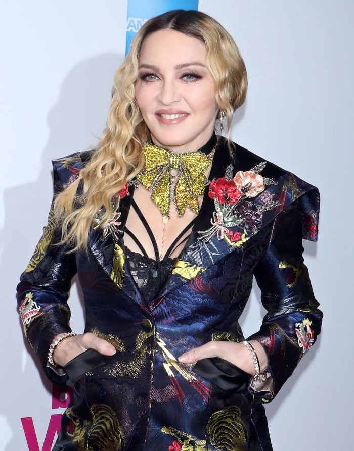 Madonna Gets Red 'X' Tattooed on Her Wrist: 'I'm Used to Pain'